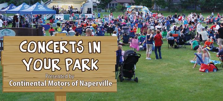 napervilleparks.org – ConcertsInYourPark