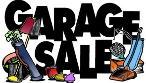 Hobson West Multi-Home Garage Sale