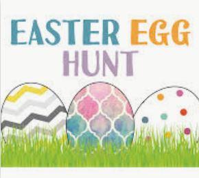 Hobson West Easter Egg Hunt (Social Distancing Edition)